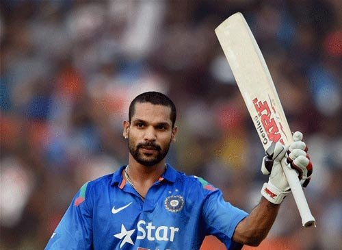 Wish to carry my run of form to World T20: Dhawan