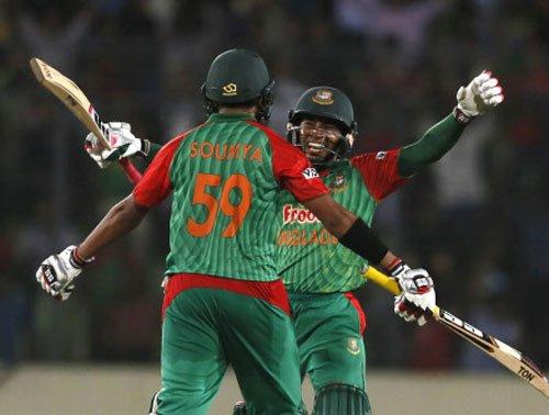 Bangladesh recall Kayes for Asia Cup