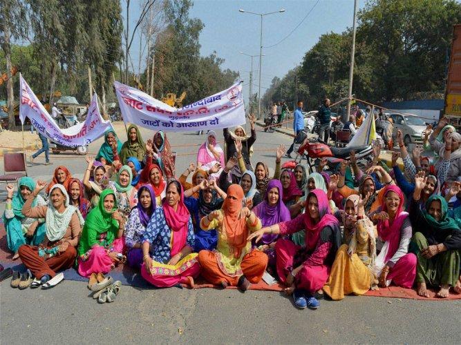 Jat quota stir: Protesters vandalise mall, shops in Kaithal