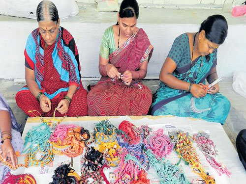 Crafting rural lives