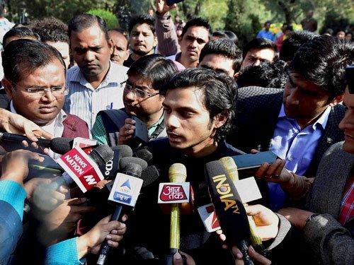 I am being targeted because I am a Dalit: Rama Naga
