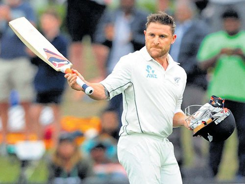 Aussies target victory as Baz bids farewell