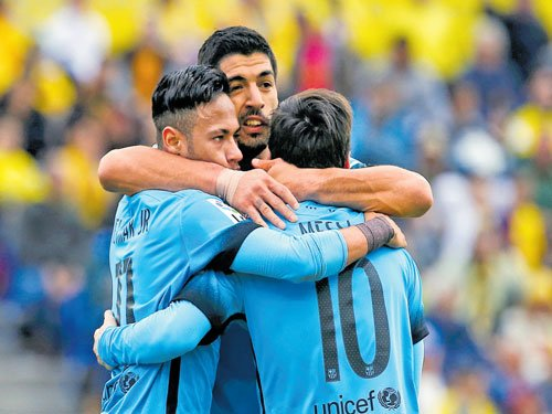 Barcelona start favourites
