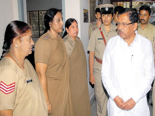Women to have 20 pc representation in Home dept jobs
