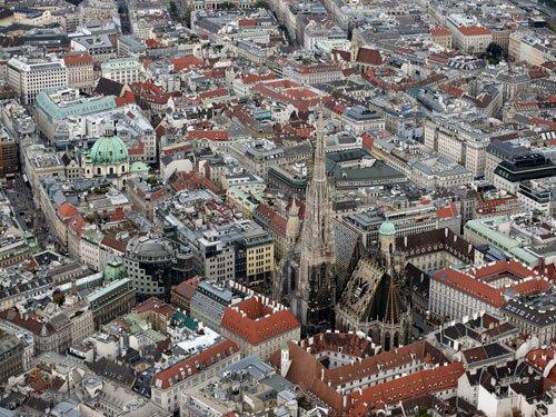 Vienna is world's best city to live in: survey
