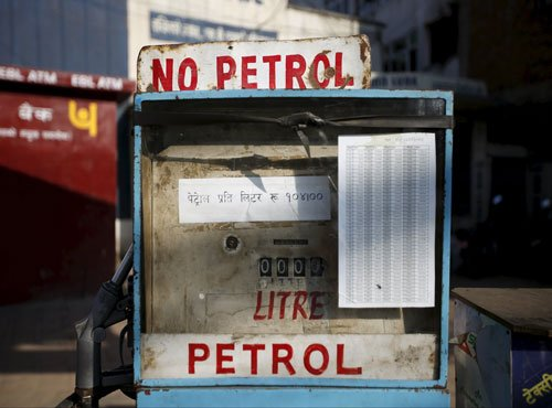 Nepal heaves sigh of relief as fuel rationing lifted