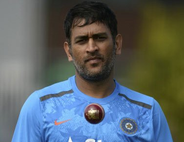 Dhoni skips practice session but can't be ruled out altogether
