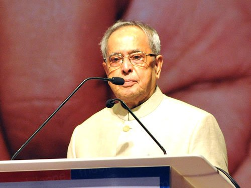 Govt will firmly deal with terrorism: Pranab