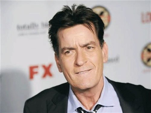 Charlie Sheen pays exes USD 55K a month each