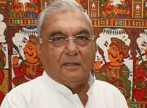 Sedition charge slapped on Hooda's aide by Haryana police