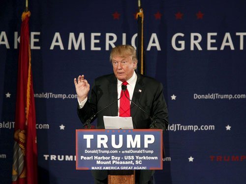 Trump scores thumping victory in Nevada's Republican caucuses