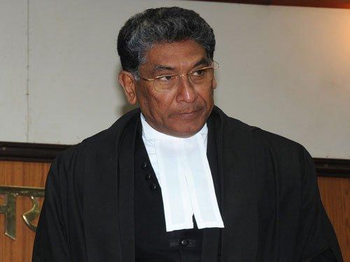 Lokayukta post:Govt hushed up Justice Sen's consent withdrawal