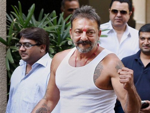 Sanjay Dutt to walk out of jail today