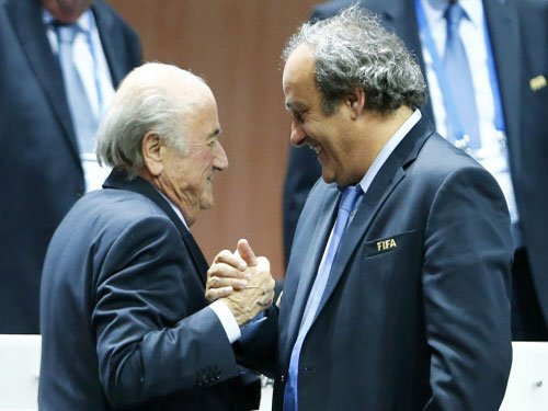 FIFA reduces Blatter, Platini bans to six years