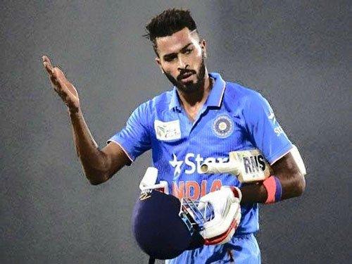 I am a proper batsman not a pinch-hitter: Pandya