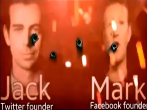 ISIS makes life threats to Facebook, Twitter heads
