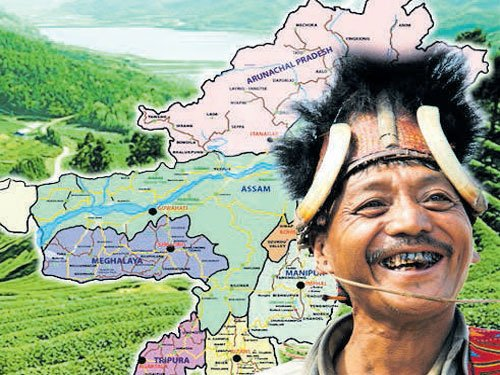Assam-Nagaland: Artificial boundaries and real problems