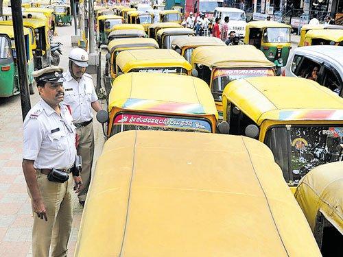 Auto drivers behaving better, or poor enforcement?