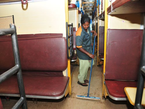 Rlys to soon introduce 'SMART' coaches