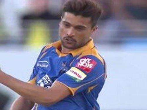 Spotlight on pacer Aamir