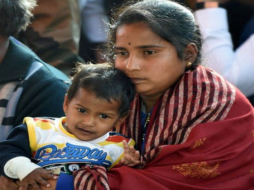 Hanamanthappa's widow wants only daughter to join Army
