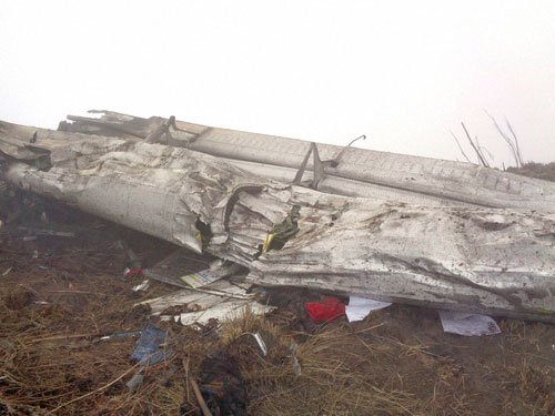 Two killed as small plane crash-lands in Nepal