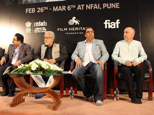 Naseeruddin Shah opens film preservation, restoration workshop