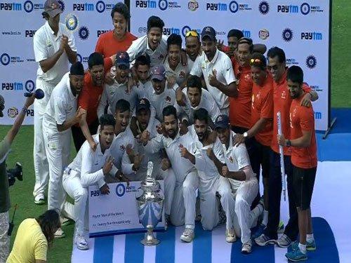 Mumbai extend Ranji dominance with 41st title