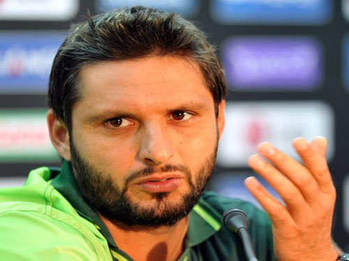Expect my fast bowlers to utilise first six overs: Afridi