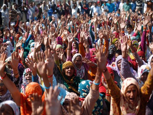 Jat stir: Har govt forms committee to receive any rape complaint