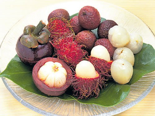 Super fruits for great health