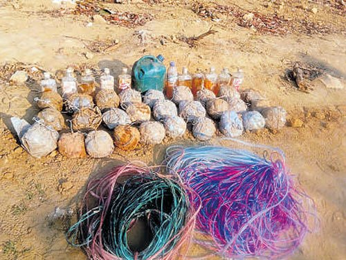 62 IEDs recovered in Meghalaya