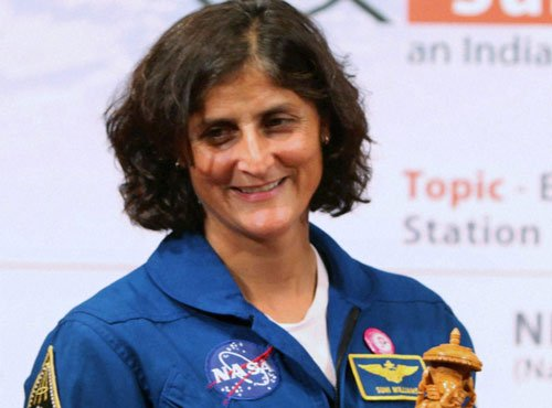 Sunita backs role for Indians in Nasa crew programme