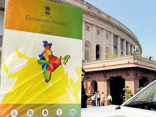 Survey projects growth at 7-7.5%, bats for reforms