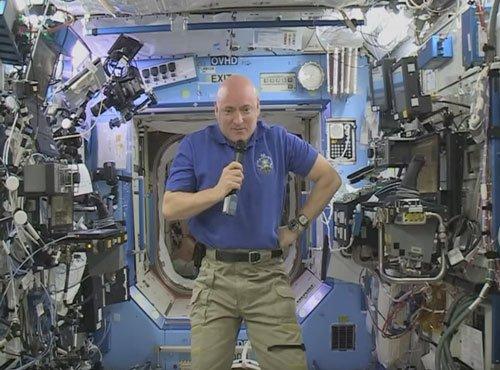 Astronaut heading home next week after record-long U.S. spaceflight