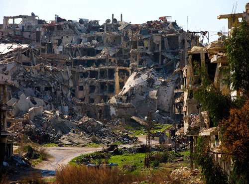 Syria battlefields mostly calm as truce takes hold