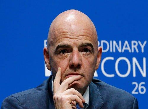 Infantino pledges new era after winning FIFA vote
