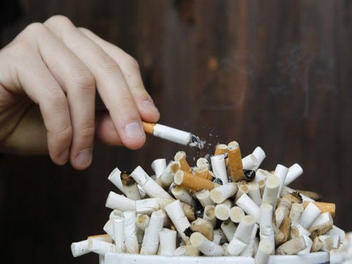 36% rise in number of male smokers in India since 1998: study
