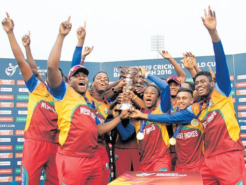 Windies youth carry new hope