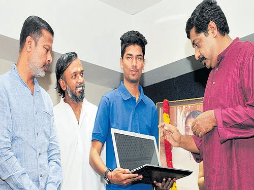 Budding movie makers told to believe and respect their work