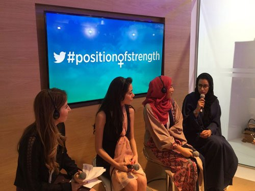 Twitter launches new campaign to empower women