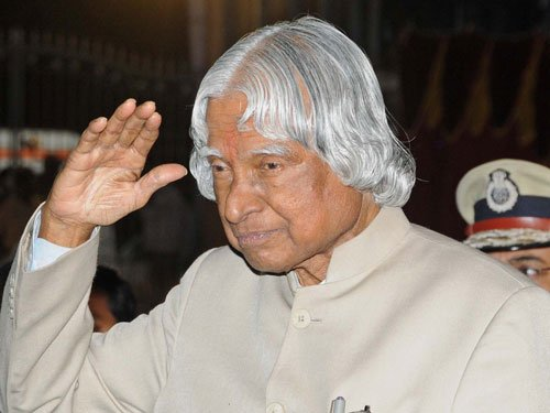 Kalam's adviser floats political party