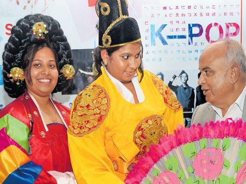 Camaraderie brews in BU's global cultural cauldron