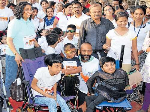 Bengalureans join race against rare diseases