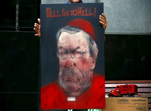 Church mucked up with paedophile priests:Vatican finance chief