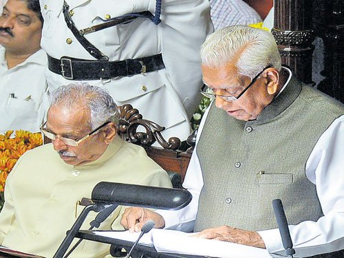 Food grain production may decline this fiscal in State: Guv