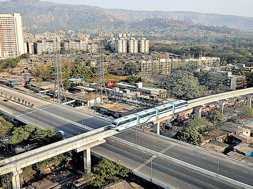 Road building gets priority with Rs 97k cr