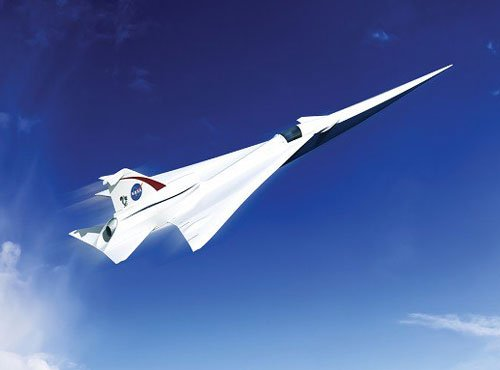 NASA begins work on quieter supersonic passenger jets