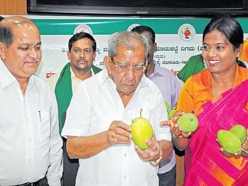 Mango growers from State to visit foreign plantations on study tour