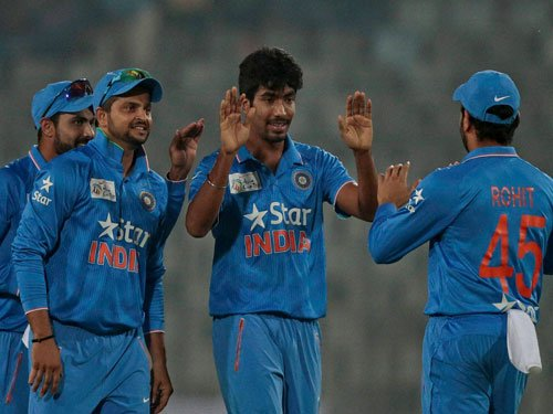 India set to test bench-strength against minnows UAE